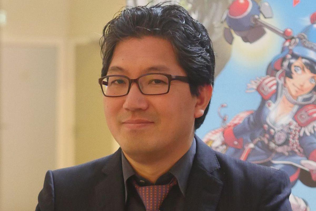 Yuji Naka, programador da série e considerado o pai do Sonic