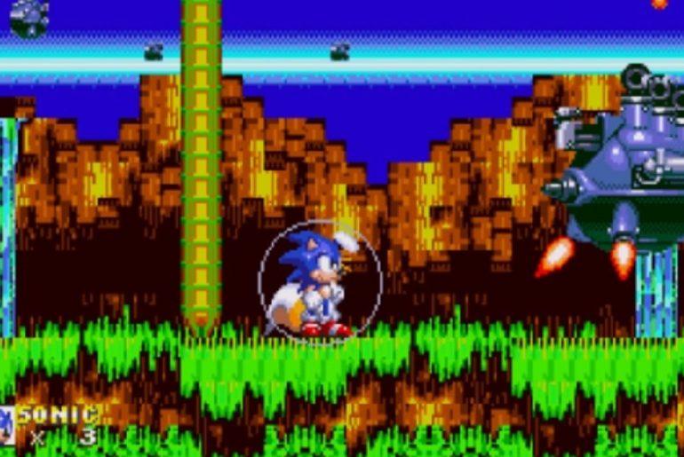 Sonic 3 Capa