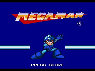 Mega Man 1 foi lançado para o Mega Drive dentro do Wily Wars