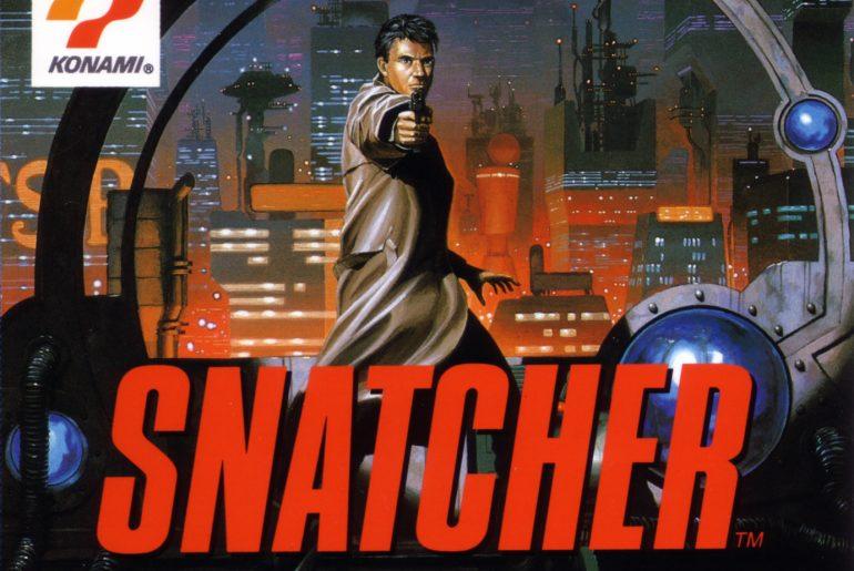 Snatcher é um clássico de Hideo Kojima