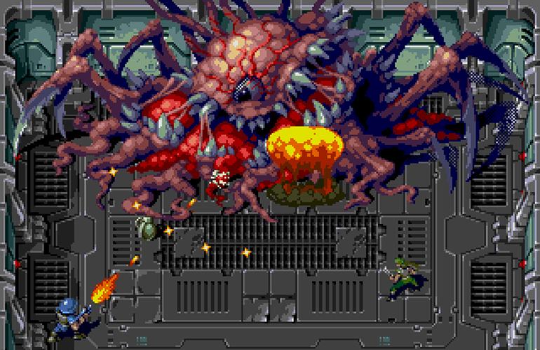 Xeno Crisis é um game que nasceu clássico!