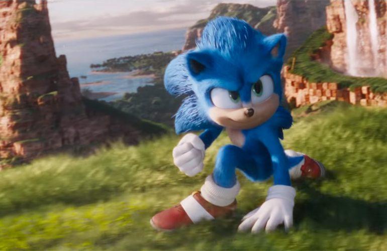 Agora sim! Trailer do filme apresenta o novo Sonic reformulado