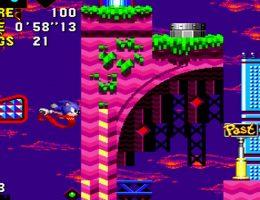 Collision Chaos era para ser a terceira fase de Sonic CD. Até hoje, o segundo cenário é um mistério para o público!
