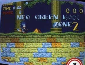 Originalmente, a Aquatic Ruin Zone seria Neo Green Hill (Foto:Reprodução)
