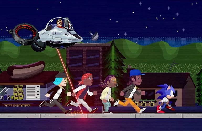 Sonic: O Filme ganha música tema com Wiz Khalifa; confira o clipe!