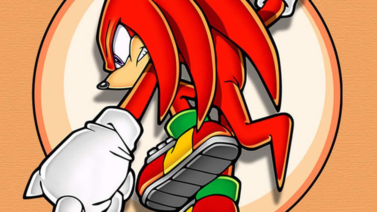 Knuckles foi pioneiro em levar uma história um pouco mais aprofundada para o Sonic, sem descaracterizar a série.