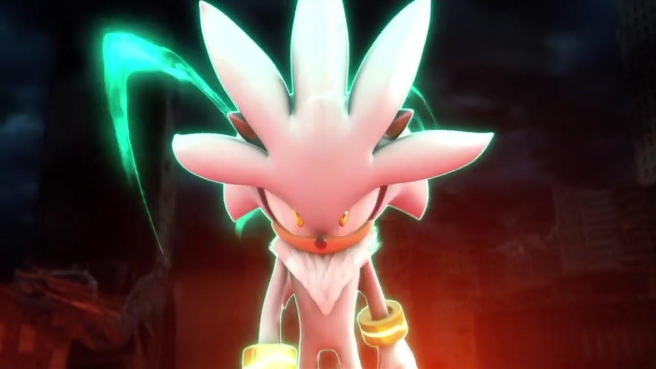 """Apesar do Silver ter aparecido no massivamente criticado """"Sonic 2006"""", o personagem em si ficou bastante popular entre os fãs mais novos."""