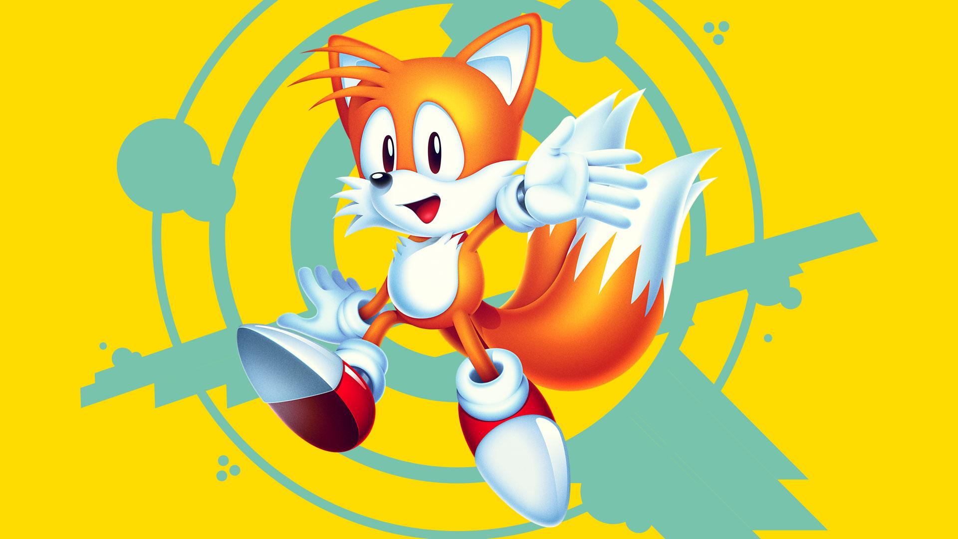 """Provavelmente, Tails é o """"sidekick"""" mais famoso do mundo dos games."""