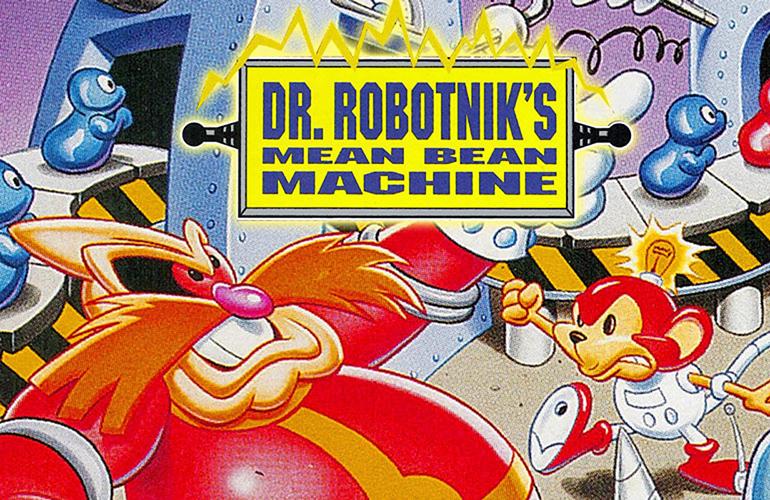 Dr. Robotnik Mean Bean Machine – Conheça o curioso jogo estrelando o vilão de Sonic!